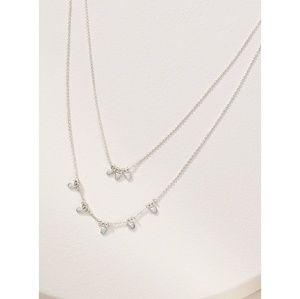 Delicate Petal Necklace